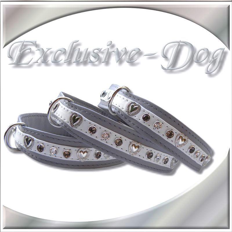 strasshalsb nder lederhalsb nder hunde halsband. Black Bedroom Furniture Sets. Home Design Ideas